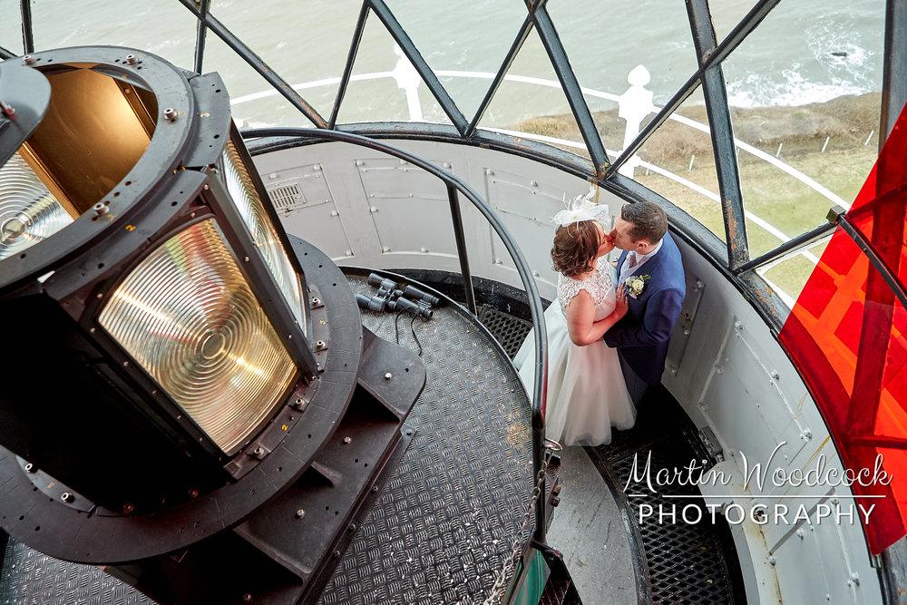 Nash Point Wedding- Donna & Ben