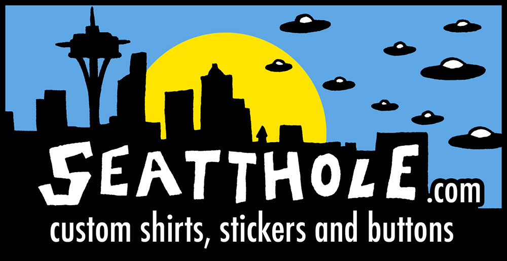 Custom Shirts by Seatthole