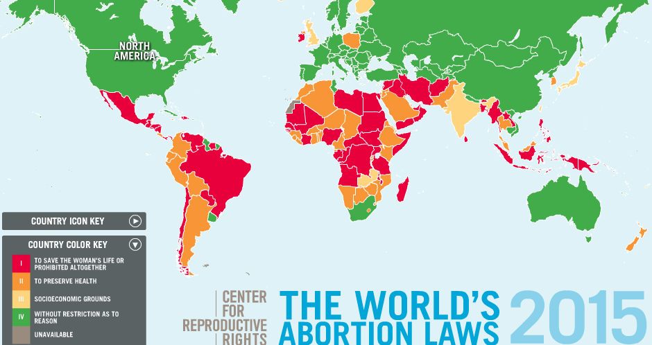 Source:  http://www.worldabortionlaws.com/map/