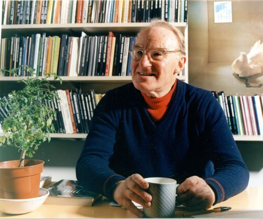 Portrait of Peter benenson, founder of Amnesty International. Source: Flickr Creative Commons via ofernandezberrios.