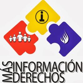 Logo of the Alianza Más Información Más Derechos