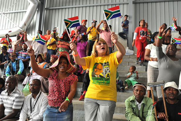 Human Rights Day celebration in Western Cape, South Africa. Photo by: GovernmentZA