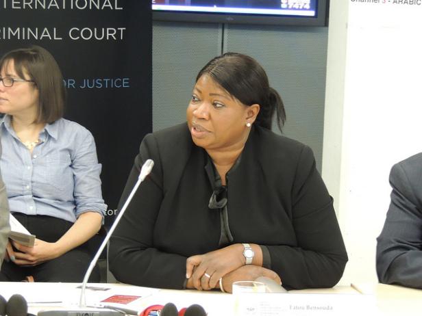 ICC Prosecutor Fatou Bensouda. Phoyo by: Coalition for the ICC