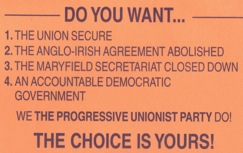 Source:  Irish Election Literature