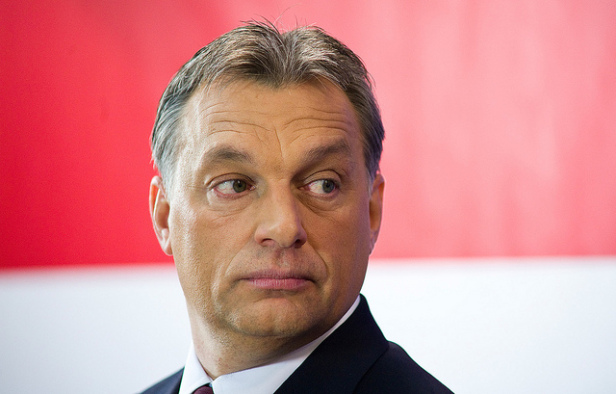 Hungarian Prime Minister, Viktor Orban (Photo by: EC13)