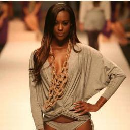 Claudia Lozano, a Colombian model and presenter.