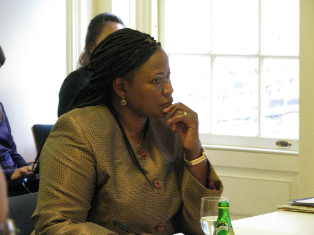 Fatou Bensouda is the current ICC Prosecutor. Photo by: Coalition for the ICC.