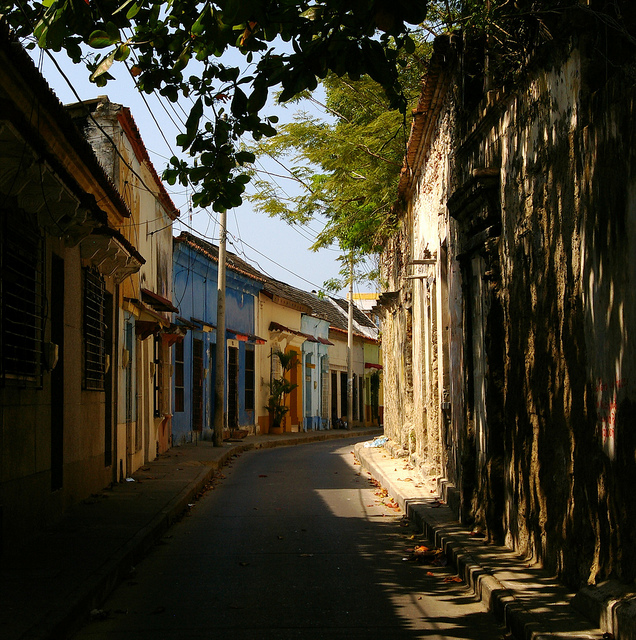 Getsemanístreet, Cartagena. Photo by:Bryan Pocius