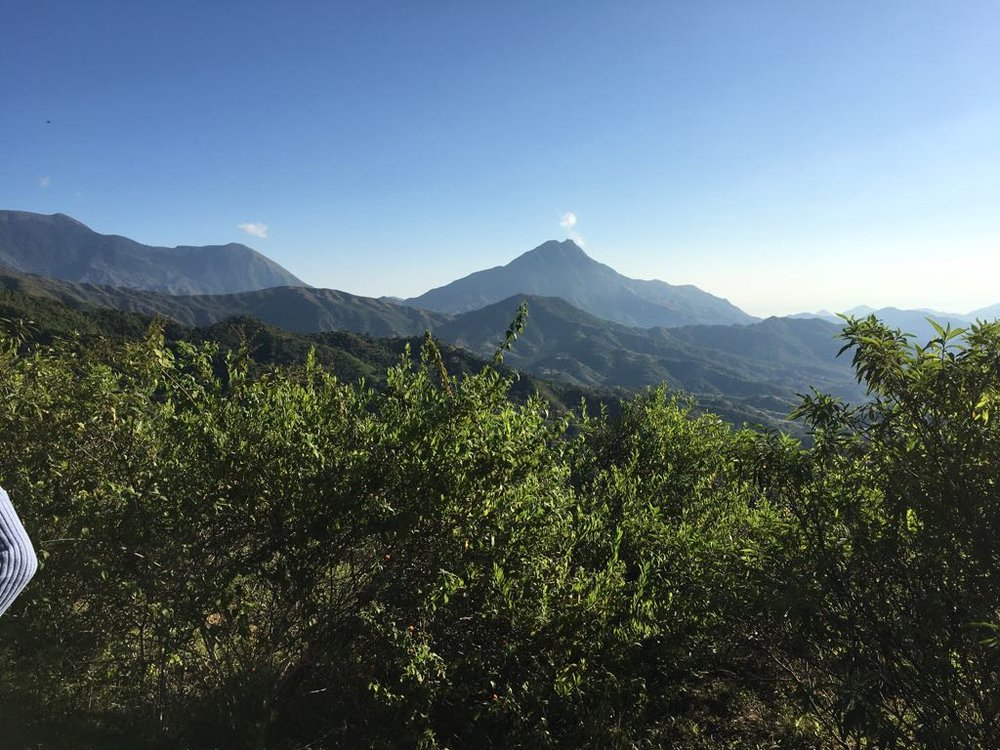 Sierra Nevada of Santa Marta. Photo by: Diana Jembuel.