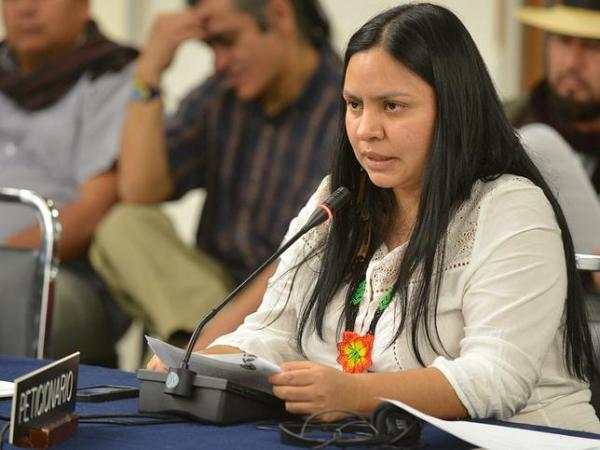 María Patricia Tobón Yagarí. Photo credit: El Tiempo
