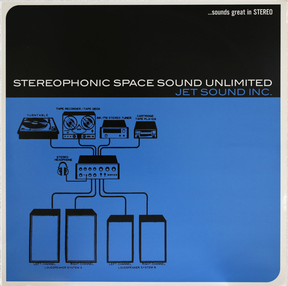 Stereophonic Space Sound Unlimited  Jet Sound Inc