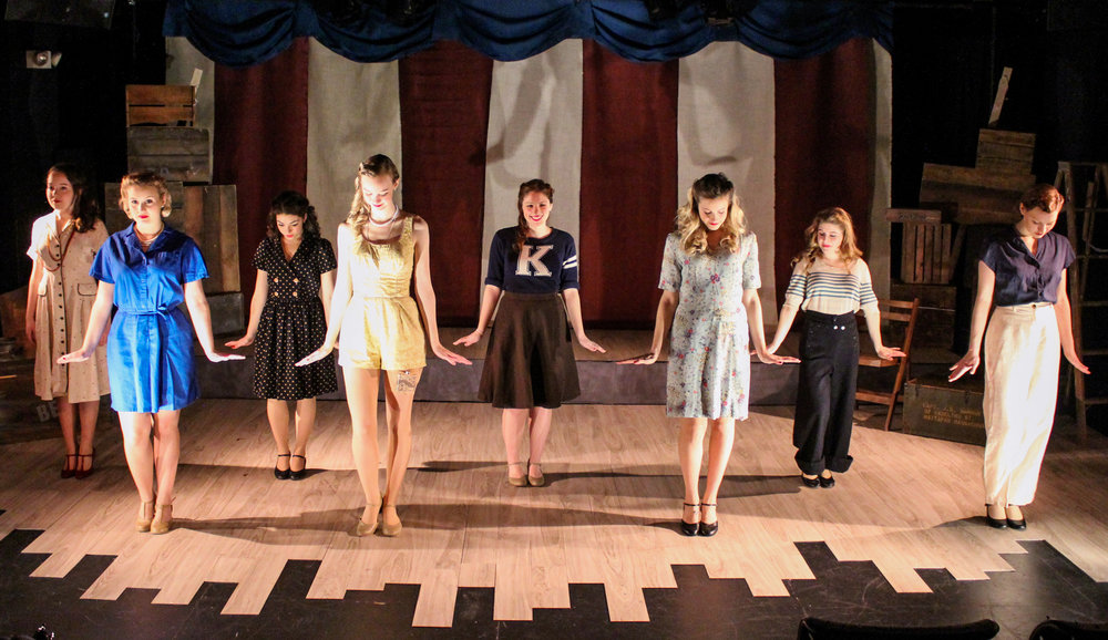 The Taming of the Shrew   Emerson Shakespeare Society  *Winner 2015 EVVY Awards Outstanding Scenic Design