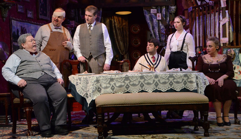 You Can't Take it With You   St. Bart's Players (Off-Off Broadway)