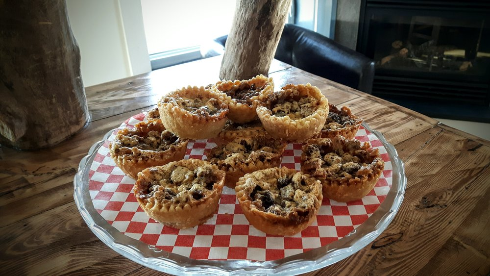 Shale Rock Butter tarts