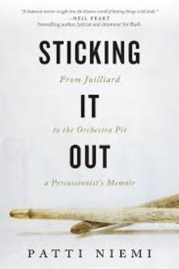 Sticking It Out is a humbling account of the work that leads to a dazzling moment of perfection, and of the dogged persistence it takes to follow a dream.