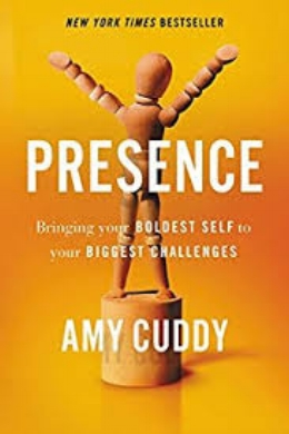 As Harvard professor Amy Cuddy's revolutionary book reveals, we don't need to embark on a grand spiritual quest or complete an inner transformation to harness the power of presence.