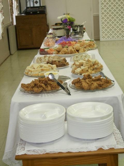 GOOD FOOD AT CONGAREE