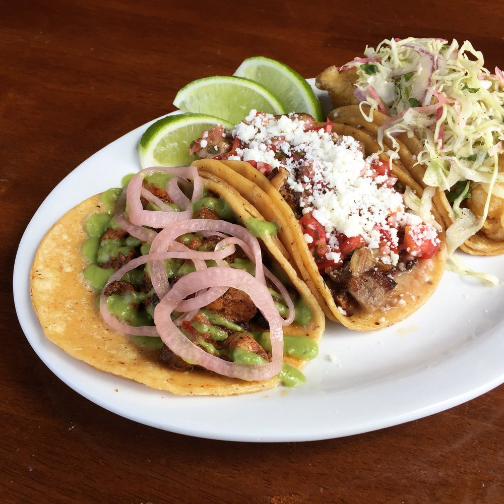 Join us for Taco Tuesday! Every Tuesday get $2 tacos and $5 margaritas -