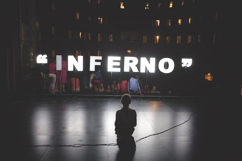 Inferno, Socìetas Raffaello Sanzio /Romeo Castellucci, 2009