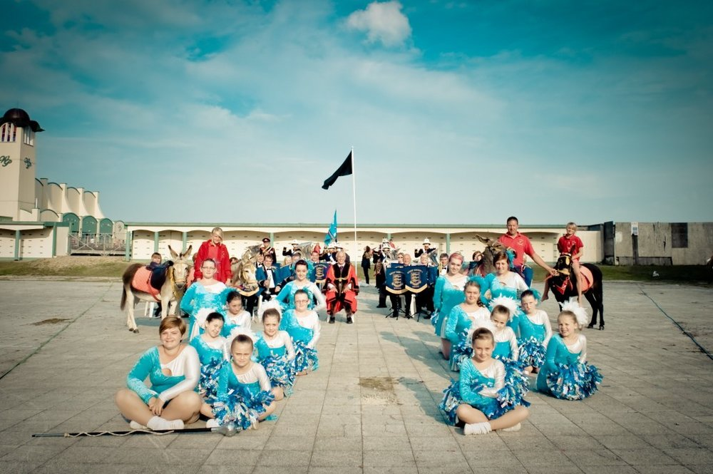 On Landguard Point  (film still) - Pacitti Company (2012)