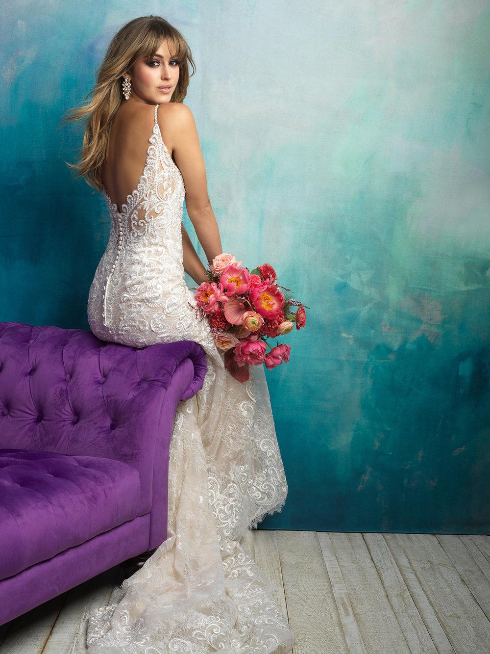 188cdd30265 Allure Bridal — For The Bride Boutique