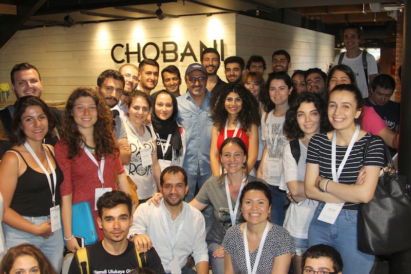 Chobani Food Incubator's inaugural cohort 2016