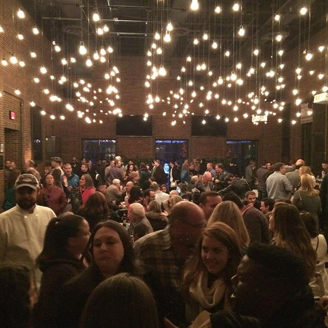 We are so honored to be a part of #nycwff2015 #pigsandpints event with so many talented Chefs, and so many pork enthusiasts supporting a wonderful cause. @trestleontenth @ralfkuettel