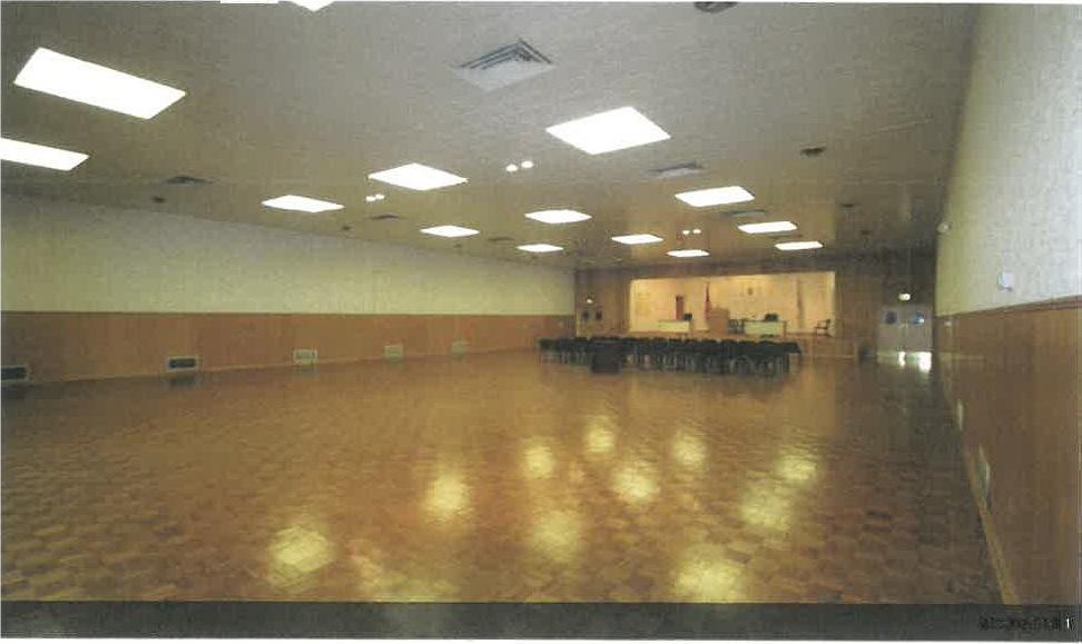 Banquet Hall w/ Private Entrance, Washrooms and STAGE. 6250 Sq Ft.
