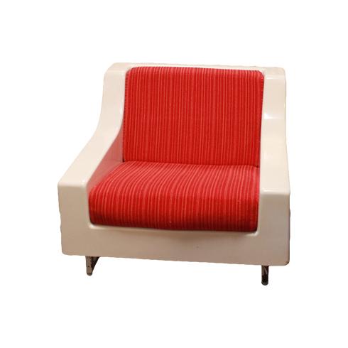 Vintage Fiberglass Chairs