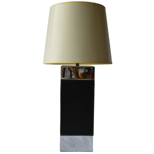 Leather Lamp By Ralph Lauren Weisshouse