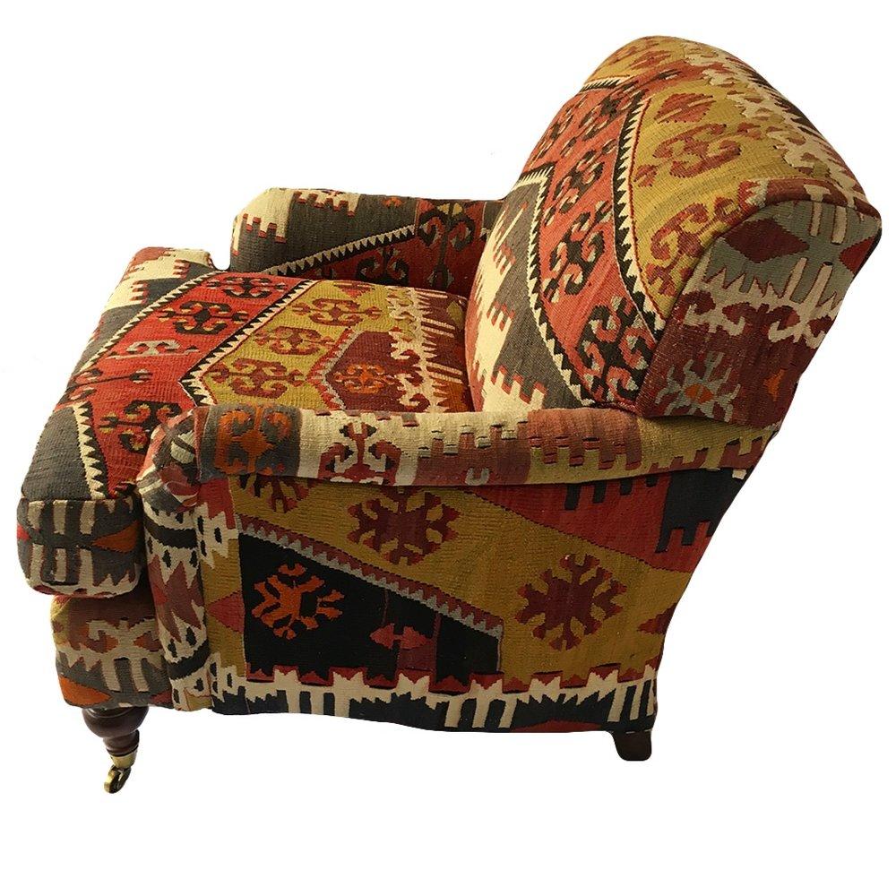 English Club Chair