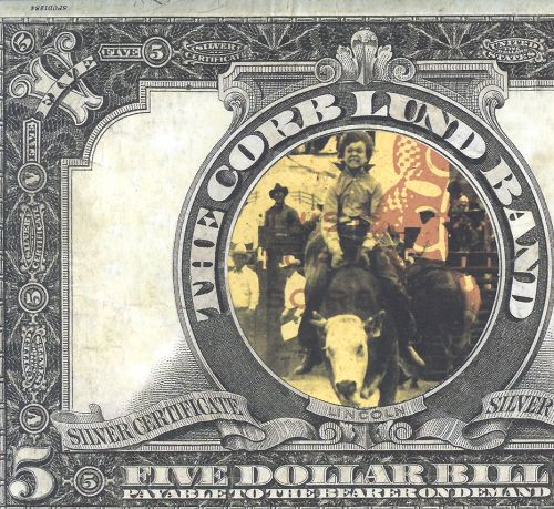 Five Dollar Bill  June 11, 2002