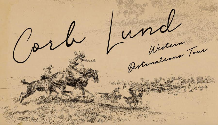 Corb Lund Western Destinations.png