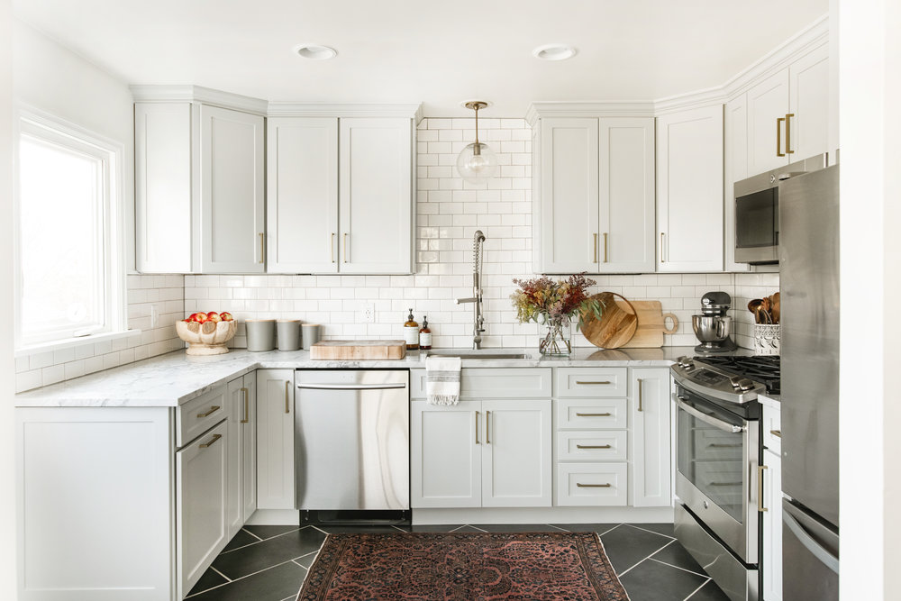 Cohesively Curated Kitchen Design
