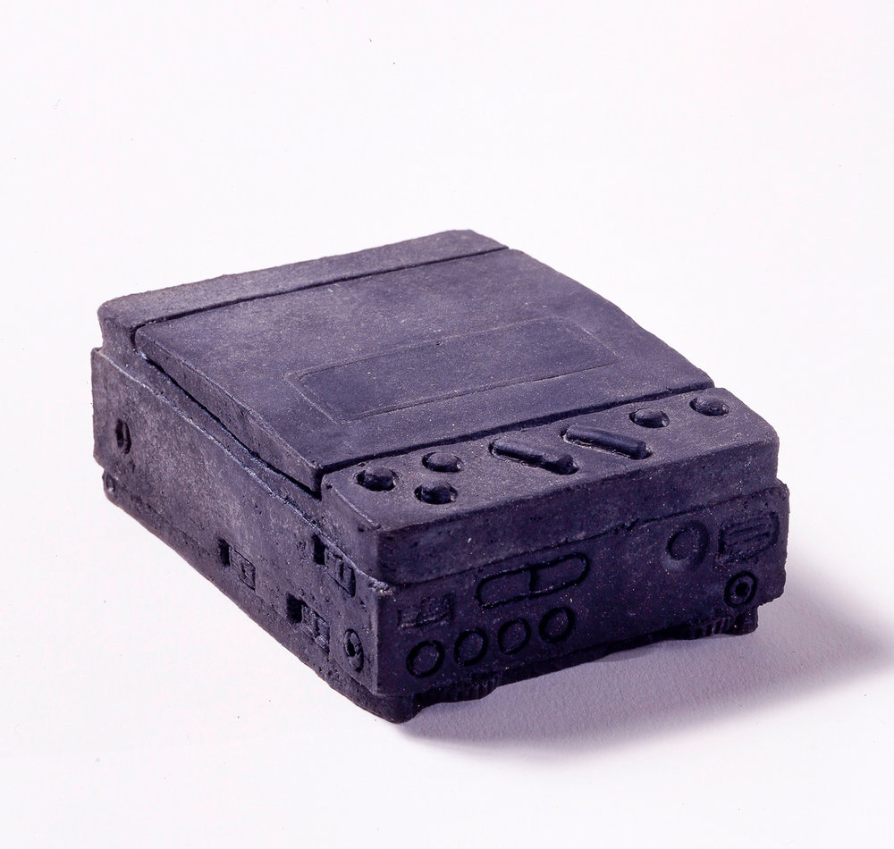 0001-DIGITAL-AUDIO-TAPE,1991-ceramica-Raku-5x9x12cm.jpg