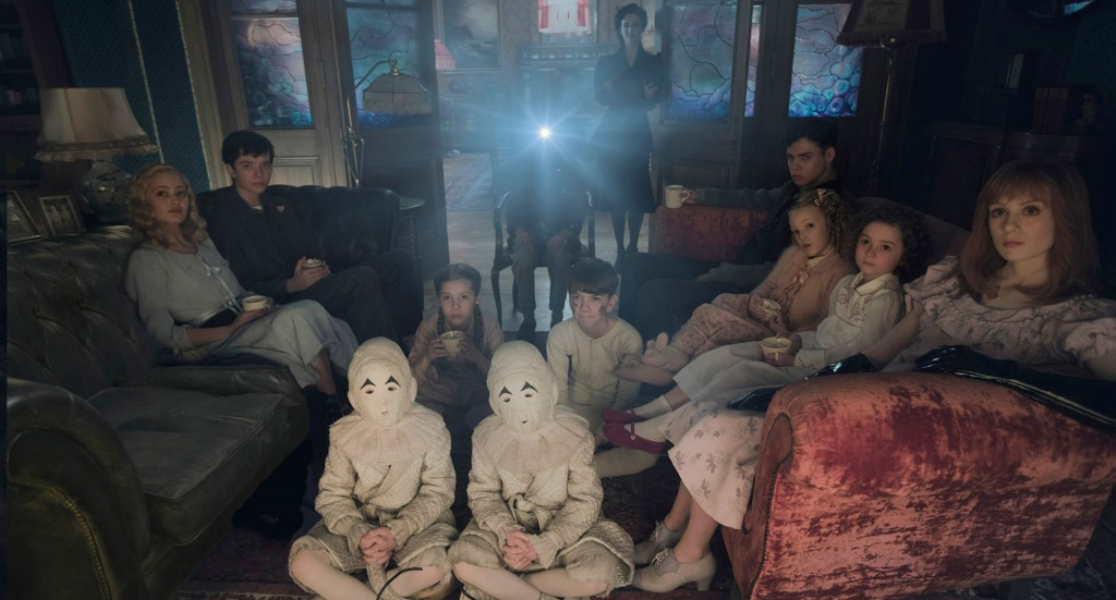 "Tim Burton's ""Miss Peregrine's Home for Peculiar Children,"" out now in theaters, delights audiences despite a few disturbing moments. (Internet photo)"