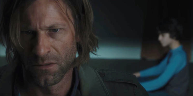 Aaron Eckhart stars as Doctor Seth Ember in the new horror  lm 'Incarnate,' out now in theaters. (Internet Photo)