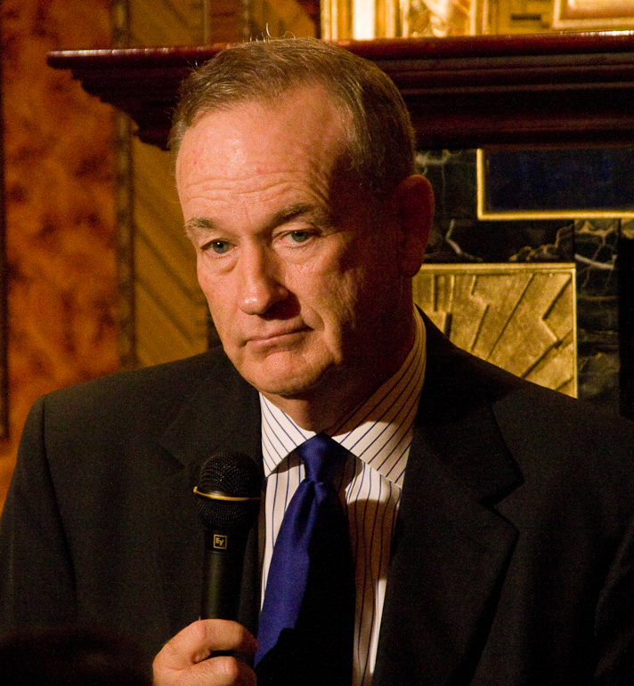 Internet photo Bill O'Reilly was fired from FOX News network on Wednesday, April 19 because of sexual harassment claims.