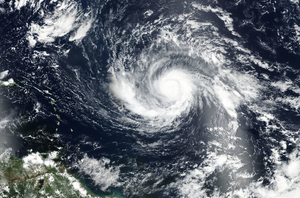 Hurricane Irma as viewed by satellite. Internet Photo