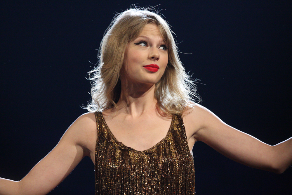 "Taylor Swift ends a four year absence with singles ""Look What You Made Me Do"" and ""...Ready For It?""  Internet Photo"