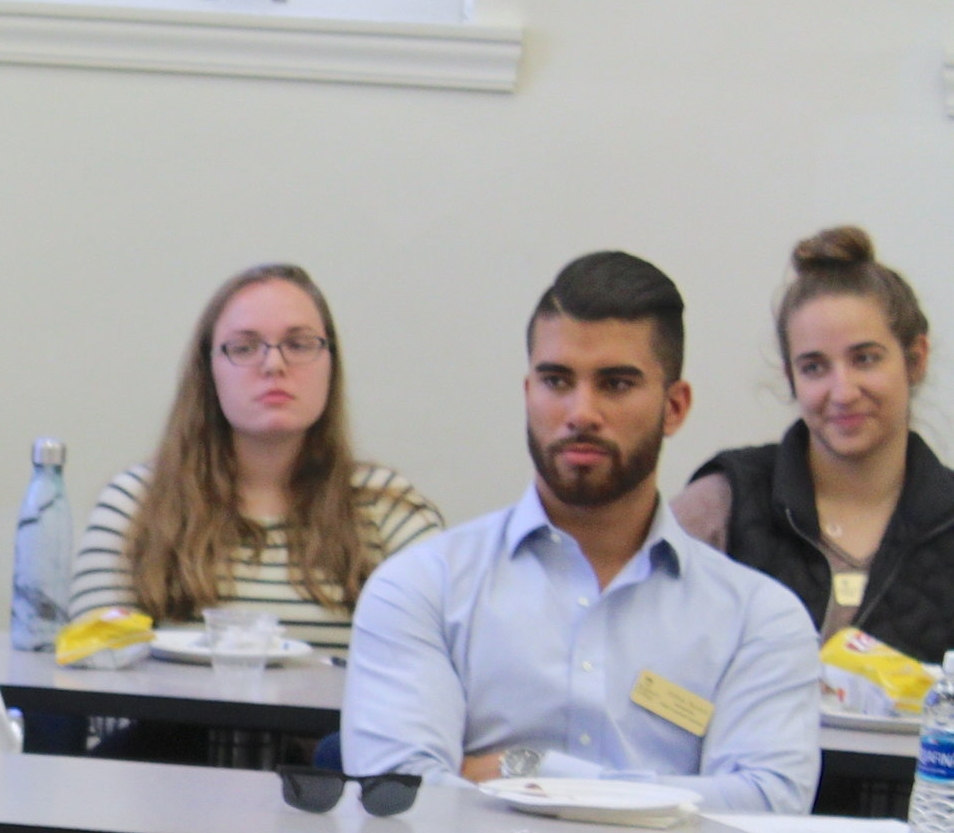 File photo   SGA representative Josh Bucens was the first to bring the potential conflict of interest in the SGA executive board.