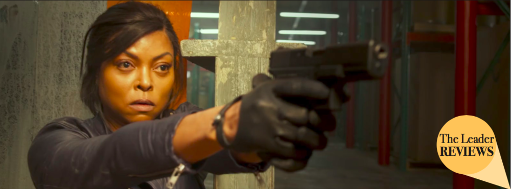 "Taraji P. Henson stars as a master assassin in ""Proud Mary"", in theaters now. Internet Photo"