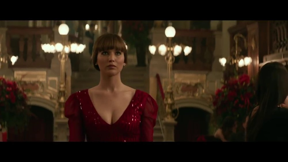 "Internet  Photo   Jennifer Lawrence plays a former ballet dancer turned Russian agent in ""Red Sparrow."""