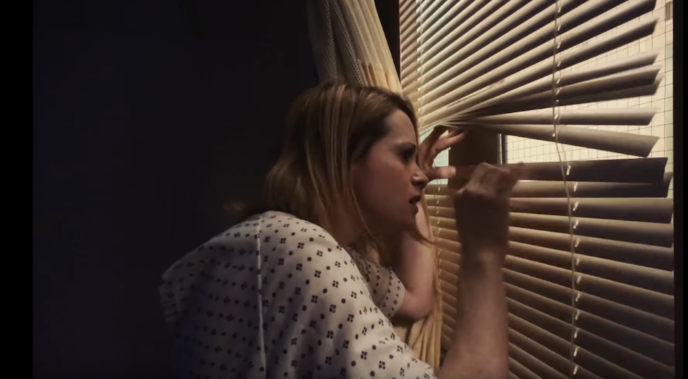 "Internet photo   Main protagonist Sawyer Valentine finds her unwillingly committed to a mental institution in Steven Soderbergh's newest thriller ""Unsane."""