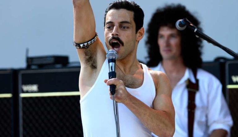 Bohemian Rhapsody. Photos by 20th Century Fox.