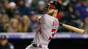 Bryce Harper. Picture from NBC Sports