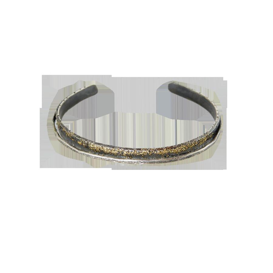 Surround Slim Cuff Bracelet