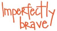 Revitalize Branding - Imperfectly Brave Logo