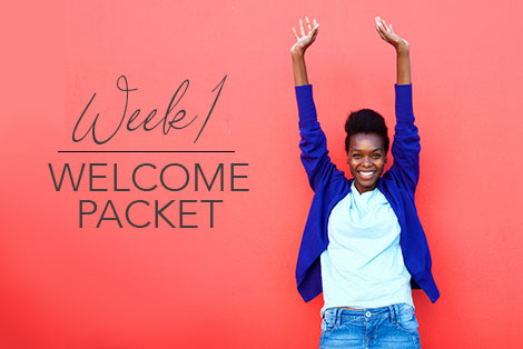 Welcome Packet - Revitalize Branding Resources