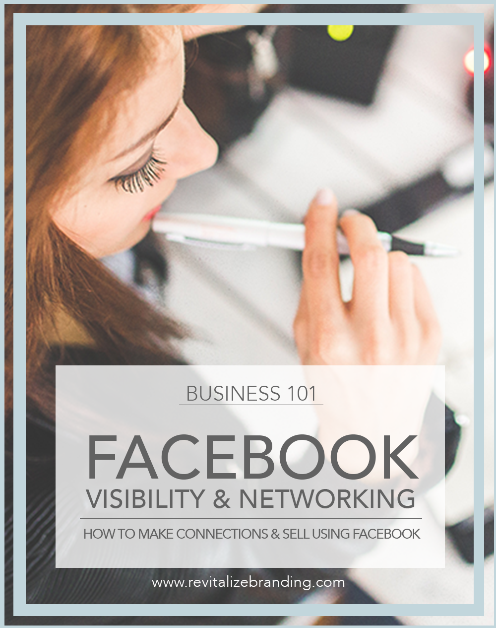How to get visible on Facebook - Revitalize Branding